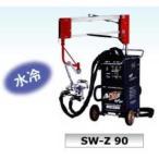 生産中止  デンゲン SW-Z90PRO アルザス・プロ 液冷式 スポット溶接機 高効率 パワートランスシステム