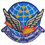 航空自衛隊グッズ*ブルーインパルス ワッペン・パッチ(PA140 )