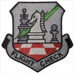 航空自衛隊 入間飛行点検隊パッチ・ワッペン ロービジバージョンPA156-TN
