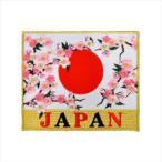 JAPAN日章旗パッチ