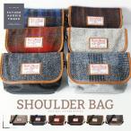 ショルダーバッグ メンズ ハリスツイード Harris Tweed レディース ユニセックス カバン 鞄 送料無料 / ミニショルダーバッグ