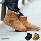 ムートンブーツ メンズ ショートブーツ エンジニアブーツ シューズ 靴