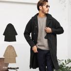 トレンチコート メンズ アウター ロングコート ツイル生地 ビジネスコート シングル オーバーサイズ ルーズ ゆったり 秋 秋服 冬 冬服