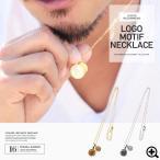 ショッピングネックレス ネックレス メンズ アクセサリー ユニセックス 送料無料 / ロゴモチーフネックレス