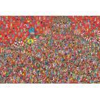 1000ピース ジグソーパズル Wheres Wally  アニバーサリーボール フォー ジャパン 49x72cm