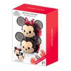 立体パズル HAN-06564 ディズニー クリスタルギャラリー ツムツム ミッキー&ミニー 41ピース