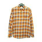 UNIQLO ユニクロ 「M」 クラシックチェック ネルシャツ