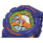 ラッピング無料 カシオ CASIO Gショック G-SHOCK クレイジーカラーズ 腕時計 GA110FC-2A