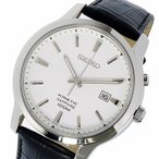 ラッピング無料 セイコー SEIKO キネティック KINETIC キネティッククオーツ メンズ 腕時計 SKA743P1 ホワイト