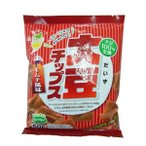 ノンフライ!  大豆チップス キムチ 50g×10袋セット