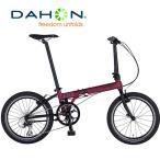 ダホン スピード D8 ストリート 折りたたみ自転車 20インチ シマノ8段変速 クロモリフレームDAHON Speed D8 Street