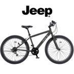JEEP(ジープ) JE-266FT|2017年度モデル|26インチ6段変速ファットバイク