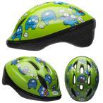 ((送料0円))BELL ZOOM2 ズーム2 グリーンファートモンスター ヘルメット/ ベル 自転車 子供用ヘルメット