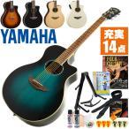 初心者セット ヤマハ アコースティックギター エレアコ 13点 入門 YAMAHA APX500III アコギ エレクトリック