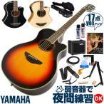 初心者セット ヤマハ アコースティックギター アンプ付属 エレアコ 15点 入門 YAMAHA APX700II アコギ エレクトリック ハードケース付属