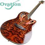 オベーション アコースティックギター エレアコ OVATION Celebrity Elite Plus CE48P TGE エリートプラス エレクトリック タイガーアイ
