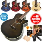 アコースティックギター アリア エレアコ 入門 Legend by ARIA FCO-STD レジェンド