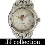 TAG HEUER タグホイヤー プロフェッショナル セルシリーズ メンズ腕時計 SS クオーツ ホワイト文字盤