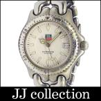 TAG HEUER タグホイヤー メンズ腕時計/ボーイズ腕時計 プロフェッショナル セルシリーズ SS クオーツ ホワイト文字盤