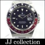 ROLEX ロレックス GMTマスター2 Ref 16710 T番 赤黒ベゼル ブラック文字盤 メンズ腕時計