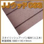 JJウッド(人工木材)033断面規格1800×145×9mm