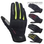 ゆうパケット対応 コミネ GK-183 プロテクトメッシュグローブ-ブレイブ KOMINE 06-183 Protect M-Gloves-BRAVE