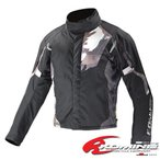 バイクジャケット コミネ JK-581 通常サイズS〜4XL プロテクトショートウィンタージャケット-アガタ KOMINE 07-581