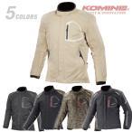 バイクジャケット 【通常サイズ】コミネ JK-586 S〜4XL コンフォートウィンタージャケット-フワ KOMINE 07-586