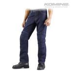 コミネ WJ-735R ケブラージーンズ-ディープインディゴ KOMINE 07-735R Kevlar Jeans-D/INDIGO