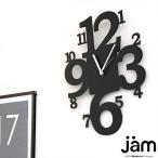 ショッピングjam 【WEB限定品】JAM CLOCK secondary 壁掛け時計 北欧 おしゃれ レトロ モダン 連続秒針 音がしない セイコー