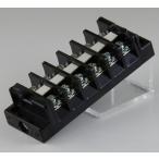 端子台 20A6P 型番T1006 第二種電気工事士技能試験練習用材料 春日電機