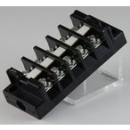 端子台 20A5P 型番T1005 第二種電気工事士技能試験練習用材料 春日電機