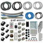 準備万端シリーズ (2回練習分) 平成30年度 第一種電気工事士 技能試験練習用材料 全10問分の器具・電線セット
