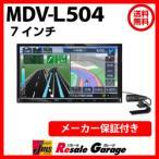 KENWOOD 彩速ナビ MDV-L504 カーナビ・ポータブルナビ