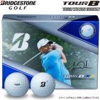 ゴルフボール TOUR B XS タイガー ウッズ Edition 1ダース 12個入り   8SWXTW ホワイト