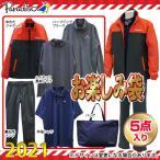 【数量限定】パラディーゾ メンズ ゴルフウェア お楽しみ袋 6点セット FUKU1B (Men's) ...