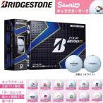 【サンリオオウンマーク】 ブリヂストンゴルフ TOUR B330S ゴルフボール GSWXJ(ホワイト) 1ダース(12球) BRIDGESTONE GOLF