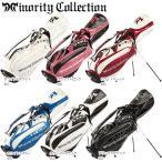 【16年モデル】 マイノリティコレクション メンズ MC-AGAIN スタンドキャディバッグ 10601 (Men's) Minority Collection