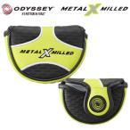オデッセイ メタルXミルド パターカバー 5513215  ロッシー用 ODYSSEY METAL X MILLED Putter COVER ROSSIE