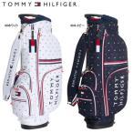 【先行予約】【18年SSモデル】トミーヒルフィガー ゴルフ メンズ モノグラム スタンドキャディバッグ THMG8SC4 (Men's) MONOGRAM STAND BAG TOMMY HILFIGER GOLF