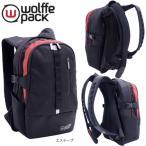 【16年モデル】 ウルフパック エスケープ (UNISEX) 18L容量 防水生地 wolffe pack ESCAPE
