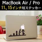 MacBook ステッカー シール robot group