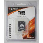 miniSD カード   1GB キングストン Kingston パッケージ品