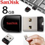 SanDisk USB Flash Drive Cruzer Fit 8GB 海外パッケージ品 SDCZ33-008G-B35