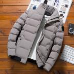 中綿ジャケット ショートコート 厚手 ダウンジャケット メンズ ダウン ジャケット アウター コート秋 冬 防寒 防風 紳士用 通勤 大きいサイズ