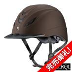 乗馬用ヘルメット TROXEL INTREPID(茶色ブラウン) 乗馬ヘルメット 帽子