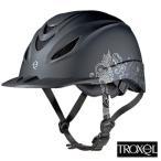 乗馬用ヘルメット TROXEL INTREPID(ALLUREグレー) 乗馬ヘルメット 帽子 乗馬用品