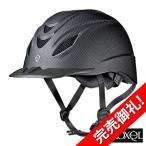 乗馬用ヘルメット TROXEL INTREPID(カーボングレー) 乗馬ヘルメット 帽子