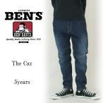 BEN DAVIS ベンデイビス BEN DAVIS ストレッチ リラックステーパードデニム 5years THE CAZ