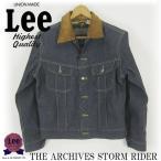 Lee/リー ストームライダー 101-LJ デニムジャケット The ARCHIVES
